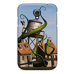 New Arrival Galaxy S4 Cases 3d House Cases Covers Black Friday