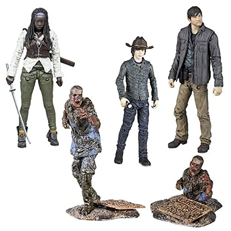 Walking Dead Series 7 Gareth AMC