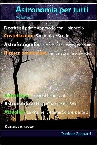 Astronomia per tutti: volume 2 (Italian Edition)