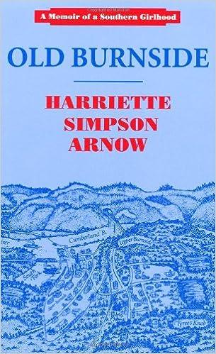Old Burnside: A Memoir of a Southern Girlhood