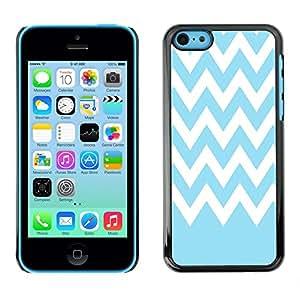 Dragon Case - FOR iPhone 5Cs - The classic blue - Caja protectora de pl??stico duro de la cubierta Dise?¡Ào Slim Fit