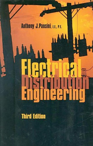 Electrical Distribution Engineering, Third Edition
