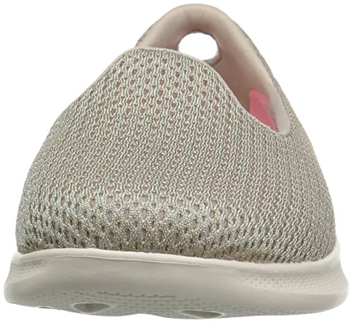 Skechers Go Step Lite Origin Womens Zapatillas - SS17 Taupe Lux