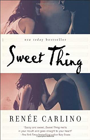 book cover of Sweet Thing