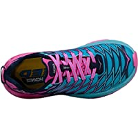 Hoka One One Womens Clayton 2 Running Shoe - top view