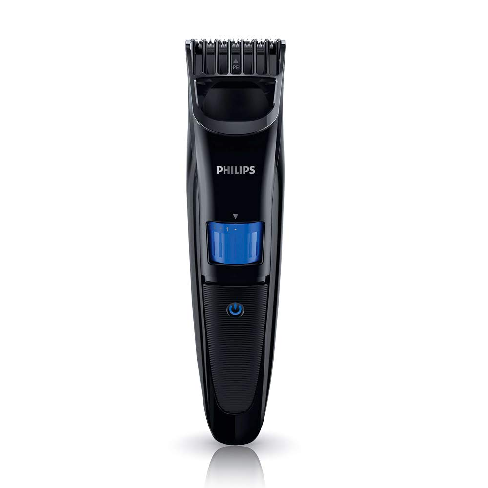 Philips QT4001/15 cordless rechargeable Beard Trimmer