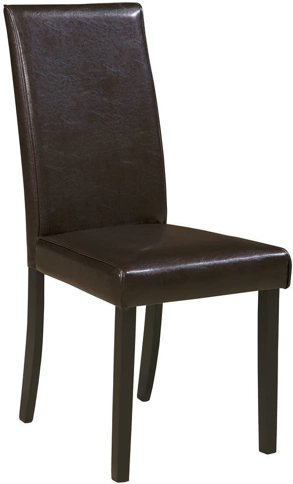 Signature Design by Ashley Side Chair in Dark Brown - Set of 2