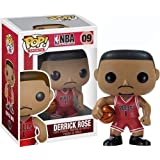 Funko POP NBA Derrick Rose Vinyl Figure by FunKo