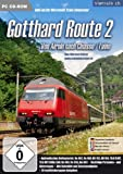 Gotthard Route 2 Göschenen - Chiasso / Luino - Windows