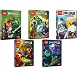 LEGO Ninjago: Masters of Spinjitzu - Complete Series 1 + 2 + 3 + 4 + 5