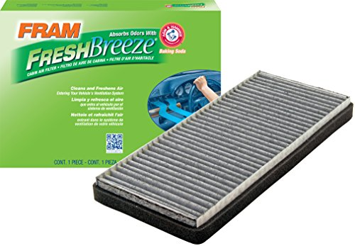 Ford Windstar Air Conditioning (FRAM CF8921A Fresh Breeze Cabin Air Filter with Arm & Hammer)