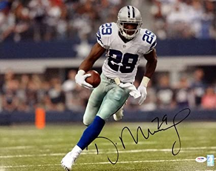 383c3ff3d6f DeMarco Murray Signed 16 x 20 Photo Dallas Cowboys - PSA/DNA Authentication  - Autographed