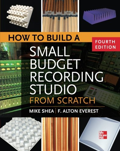 Books Tab Drum (How to Build a Small Budget Recording Studio from Scratch 4/E)