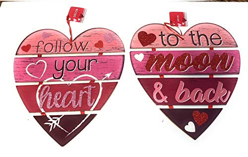 Follow Your Dreams To The Moon And Back Valentine's Day 2 PC Bundle