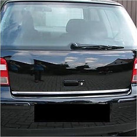 KS1099 Embellecedor para el maletero de acero cromado, para GOLF 4 (años