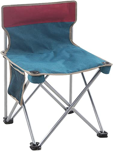 BLEVET Portable Folding Camping Chair Beach Stool for Hiking Camping Fishing Gardening BK002