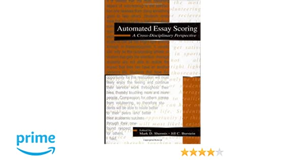 AutoScor  An Automated System for Essay Questions Scoring  PDF     SlidePlayer In       the contract said  all of PARCC writing samples were to be scored  by machine with only    percent rechecked by hand