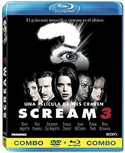 Scream 3 (DVD + BD)