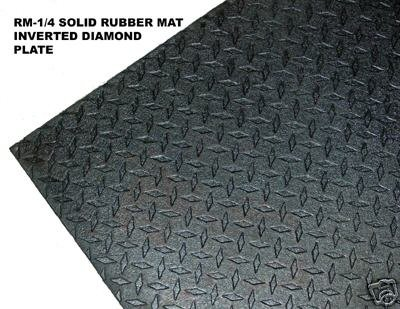 3'x6.5'x7.5mm Solid Rubber Mat for Ellipticals, Treadmills and Kettlebell price