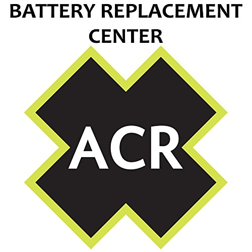 Acr Fbrs 2774 Battery Service Includes 1096 Batt Parts Labor