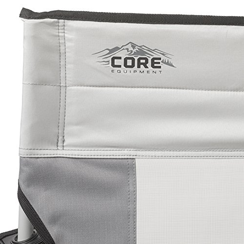 CORE Equipment Tension Chair with Carry Bag, Gray by CORE (Image #2)