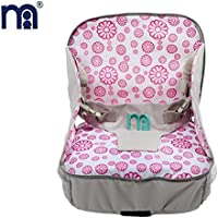 Baby Grow Travel 3-in-1 Multi-Function Inflatable Baby Booster Seat (PINK)