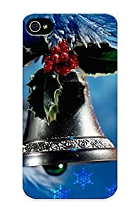 Inthebeauty Faddish Phone Newyear 40 Case For Iphone 4/4s / Perfect Case Cover