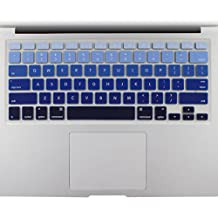 """All-inside Blue Ombre Color Keyboard Skin for MacBook Pro 13"""" 15"""" 17"""" (with or without Retina Display) / MacBoook Air 13"""""""