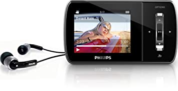philips gogear ariaz 4gb mp3 and video player with 2 inch lcd works rh amazon co uk Manual Steering Gearbox 4 Speed Manual