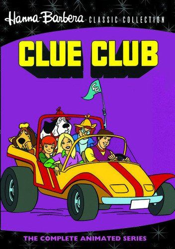 (Clue Club: The Complete Animated Series)