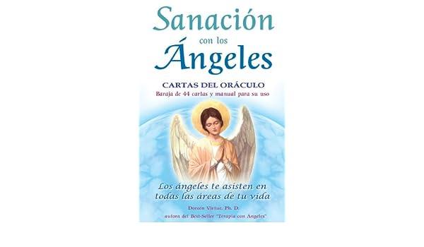 sanacion con los angeles (incluye cartas del oraculo: Amazon ...