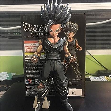 Dragon Ball Z The Vegeta Dimension Super Saiyan Black Chocolate Ver Figure