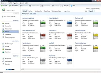 Rechnungssoftware Bild