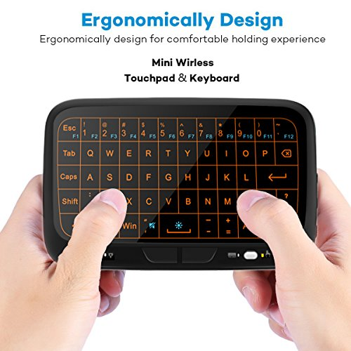 wireless rechargeable touchpad - 5
