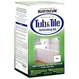 Rustoleum 32OZ WHT Tub/Tile Kit Pack of 3