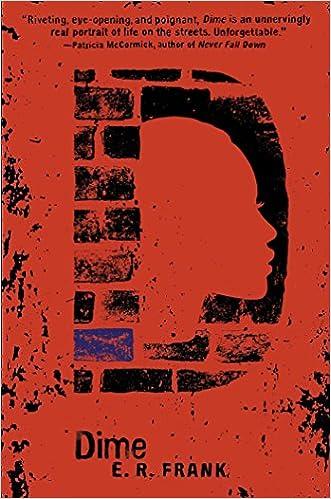 Amazon com: Dime (9781481431613): E  R  Frank: Books