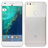 Google Pixel XL 32GB Verizon and GSM Unlocked, Very Silver, 5.5'(Certified Refurbished)