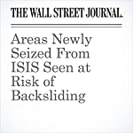 Areas Newly Seized From ISIS Seen at Risk of Backsliding | Michael R. Gordon