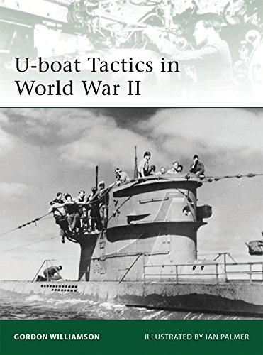 U-boat Tactics in World War II (Elite) (Best Submarine Of World War 2)