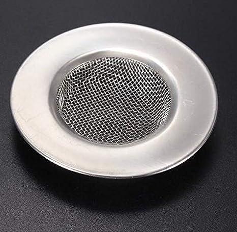 1pcs Filtro de acero inoxidable para fregadero, lavabo o ...