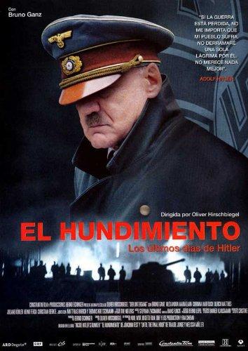 Downfall Poster Movie Spanish 27 X 40 In 69cm X 102cm Bruno Ganz