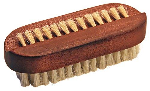 Croll & Denecke 20246 Nagelbürste aus Holz mit Naturborsten