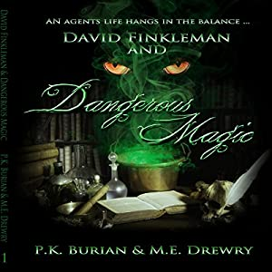 David Finkleman and Dangerous Magic Audiobook