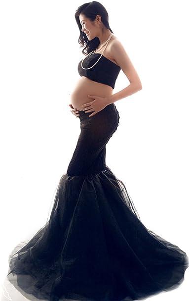 Samber Falda para Mujer Embarazada Ropa de Accesorios de ...