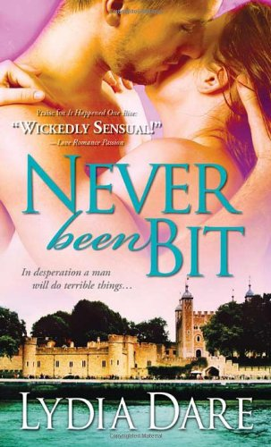 book cover of Never Been Bit