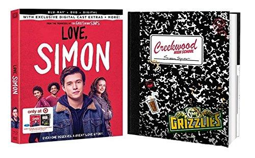 Amazon.com: Love, Simon Target Exclusive Edition: Movies & TV