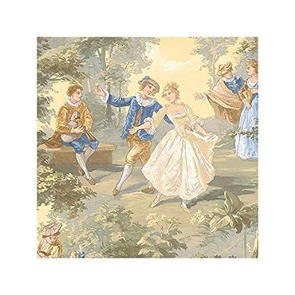 Norwall Gc29833 Grand Chateau Wallpaper Amazon Com