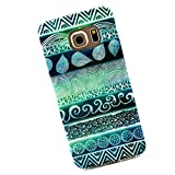 Cuitan Durable TPU Soft Case Cover for Samsung Galaxy S6 Edge G9250, Premium Quality Anti-scratch Back Cover Protective Case Cover Shell Sleeve for Samsung Galaxy S6 Edge G9250 - Diverse Lace