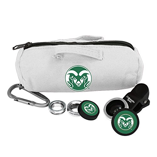 Colorado State Rams 3 in 1 Camera Lens Kit by Zgadget