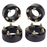 HLZZ SLL-004BK 4pcs Wheel Spacers Adapters Black - 2